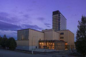 Sara kulturhus will be the venue for #Winterwind2022